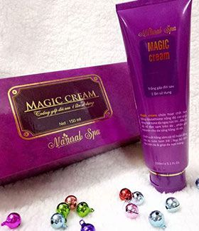 Kem tắm trắng Magic Cream Natural Spa
