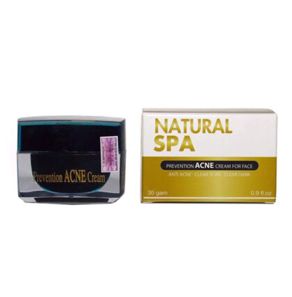 kem trị mụn thâm acne natural spa