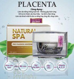 Kem nhau cừu Placenta Natural Spa