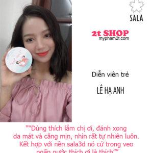 Lê Hạ Anh review Sala sunny tension