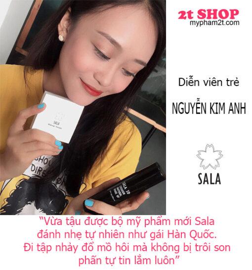 Nguyễn Kim Anh review Sala sunny tension