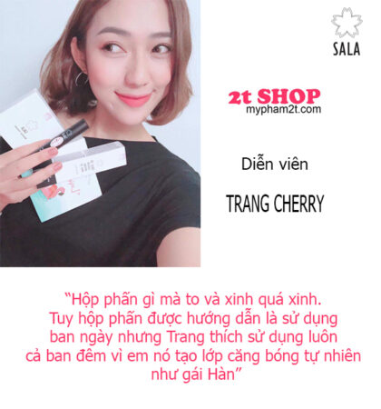 Trang cherry review Sala sunny tension